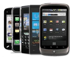 La vente de smartphones est stimulée par les  femmes dans les smartphones smartphone1-300x245